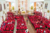 Giáo phận Bà Rịa: Đại lễ kính Lòng Thương Xót Chúa tại Nhà thờ Chánh Tòa Bà Rịa