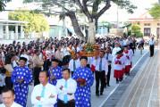 Tin ảnh: Gx.Phước Bình: Thánh lễ mừng Chúa Phục Sinh 2019