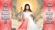 BẢN VĂN BÀI ĐỌC TRONG THÁNH LỄ  TUẦN 2 PHỤC SINH – NĂM C