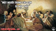 16.4.2019 – Thứ ba Tuần Thánh