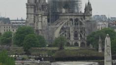 Sứ điệp ĐTC gửi Đức TGM Paris sau hỏa hoạn