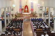 Tin ảnh: Giáo xứ Phước Tỉnh: Các cử hành phụng vụ Tuần Thánh và Phục sinh 2019