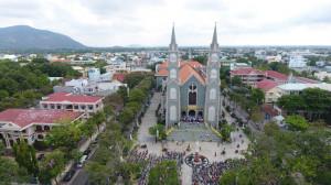 Giáo phận Bà Rịa: Thánh lễ Truyền Dầu 2019