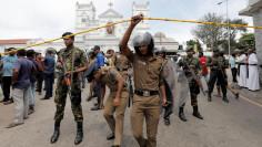 Sri Lanka : Hơn 200 người chết trong các vụ nổ tại nhà thờ và khách sạn