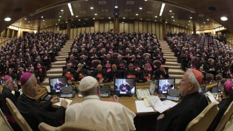 ĐTC gặp các giám mục tham dự hội nghị thường niên HĐGM Ý