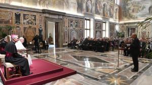 ĐTC tiếp kiến Hiệp Hội các nhân viên y tế Công Giáo Italia
