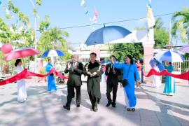 Gx. Thủ Lựu: Cha Gioan Baotixita Nguyễn Hoàng Bửu Kim nhận sứ vụ Tân Chánh xứ