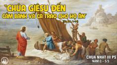 CÁC BÀI SUY NIỆM LỜI CHÚA CHÚA NHẬT III PHỤC SINH- C