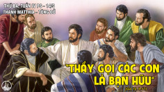 14.5.2019 - Thánh Matthia, tông đồ