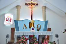 Tin Ảnh: Giáo xứ Thiện Phước: Chầu Thánh Thể thay Giáo phận 2019