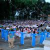 Tin Ảnh : Gx. Vinh Châu: Khai mạc tháng hoa kính Đức Mẹ 2019