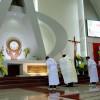 Tin Ảnh: Gx. Vinh Châu: Mừng kính Thánh Giuse Thợ- Bổn mạng Giới Gia trưởng