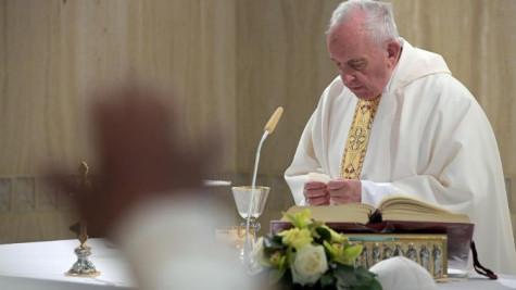 Đức Thánh Cha: Đảm nhận đời mình với bình an của thầy Giê-su