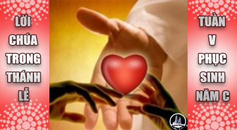 BẢN VĂN BÀI ĐỌC TRONG THÁNH LỄ TUẦN 5 PHỤC SINH – NĂM C