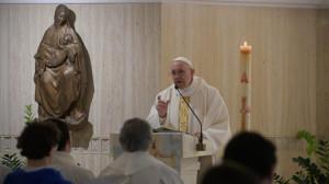 Đức Thánh Cha: Buồn bã không phải là lối sống của người Ki-tô hữu