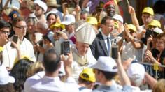 Đức Thánh Cha - Thánh lễ tại Camerino: Những ai đến gần Thiên Chúa không quỵ ngã nhưng tiếp tục bước đi