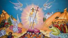 Ngôi trường Loan báo Tin Mừng và những người lính Buổi sáng Phục sinh, các bạn trẻ truyền giáo bằng niềm vui