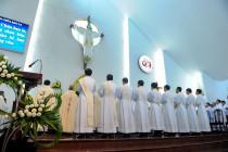 Giáo phận Bà Rịa: Thánh lễ Phong chức Phó tế