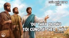 CÁC BÀI SUY NIỆM LỜI CHÚA CHÚA NHẬT XIII THƯỜNG NIÊN – NĂM C