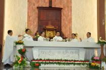 Gx. Nam Đồng: Thánh lễ tạ ơn 10 năm linh mục
