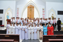 Gx. Hòa Sơn: Thánh lễ kính hai Thánh Tông Đồ Phêrô và Phaolô - Bổn mạng Ban Hành Giáo