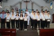 Tin Ảnh: Gx. Thiện Phước: Mừng lễ Bổn mạng Giới Thiếu Nhi và Tuyên hứa Bao Đồng