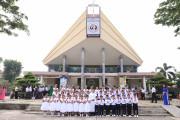 Tin ảnh: Gx. Quảng Nghệ: Thánh lễ mừng Bổn mạng Giới Thiếu Nhi và Rước lễ Lần Đầu 2019