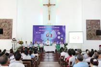 Khóa bồi dưỡng tác nhân Mục vụ Gia đình Giáo phận Bà Rịa