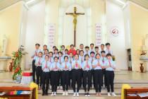 Tin Ảnh: Gx. Đức Mỹ: Thánh lễ Tuyên hứa Bao Đồng và tổng kết năm học giáo lý 2018-2019