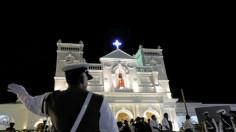 Nhà thờ thánh Antôn bị khủng bố hôm Phục sinh đã mở cửa lại
