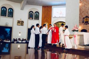 Tin Ảnh: Gx. Chánh Tòa: Lễ kính hai thánh Phêrô và Phaolô tông đồ - Bổn mạng Ban hành giáo và giáo Họ Phêrô