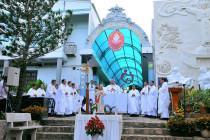 Núi Chúa Kitô Vua – Tao Phùng: Thánh lễ hành hương ngày Thứ Sáu đầu tháng 6.2019