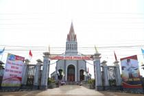 Giáo họ Biệt lập Phú Vinh: Thánh lễ ban Bí tích Thêm sức