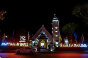 Tin ảnh: Gx. Vũng Tàu: Khai mạc năm thánh kỷ niệm 130 năm thành lập giáo xứ