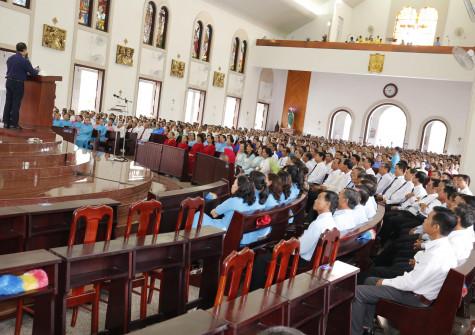Gp. Bà Rịa: Ban hành giáo Giáo phận mừng kính Thánh Bổn mạng Phêrô và Phaolô tông đồ