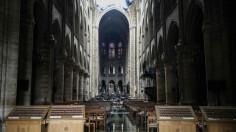 Chính quyền mới chỉ nhận được 38 triệu euro giúp tái thiết nhà thờ Đức Bà Paris