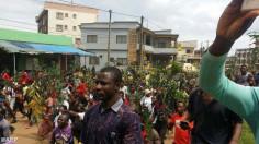 """Đức TGM của Bamenda bị bắt cóc: """"Tôi dành cả đêm để lần chuỗi"""""""