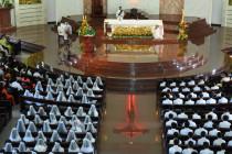 Gx. Chánh Tòa Bà Rịa: 143 thiếu nhi được rước lễ bao đồng