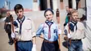 Cuộc gặp gỡ của 5000 hướng đạo sinh châu Âu với ĐTC