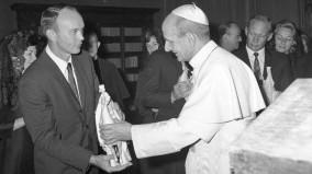 Nasa - Vatican một cầu nối giữa khoa học và tôn giáo