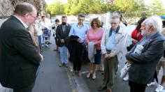 ĐTC mời gọi cầu nguyện cho các bệnh nhân, những người bị bỏ rơi và bị bỏ cho chết