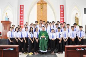 Gx. Hòa Sơn: Thánh lễ Tuyên Hứa Bao Đồng