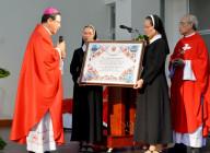 Dòng Mến Thánh Giá VN khai mạc Năm Thánh mừng 350 năm thành lập