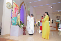 Tin Ảnh: Gx. Phước Bình: Mừng lễ kính Thánh Mônica- Bổn mạng Giới Hiền Mẫu