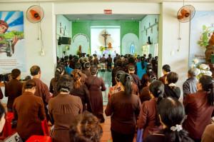 Tin ảnh: Phan sinh Tại thế Miền Bà Rịa mừng lễ bổn mạng