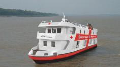 """ĐTC viết thư chúc mừng tàu bệnh viện """"ĐGH Phanxicô"""" đã đến Belem của Brazil"""