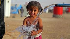 210 triệu trẻ em ở các nước chiến tranh không có nước sạch