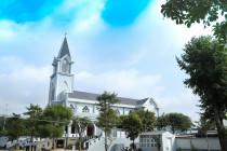 Gx. Xuân Trường: Chầu Thánh Thể thay giáo phận