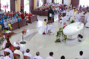 Gx. Long Hải: Nghi thức nhậm xứ và thánh lễ tạ ơn của Cha Tân Chánh xứ Augustinô Vũ Quang Hiến