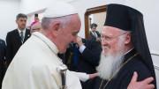 ĐTC giải thích về hộp xương thánh Phêrô ngài đã tặng cho Đức Thượng phụ Bartolomaios